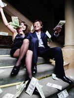 Frauen finden mächtige Männer interessanter?