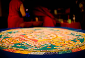Mandala - schenkt der Seele heilende Energien