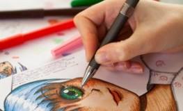 Mangas die Comic Kultfiguren aus Japan