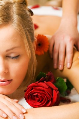 Wellness Massage - Wellness zum verschenken
