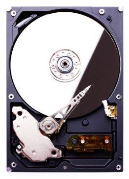 Massenspeicher - eine Festplatte und ihr Innenleben