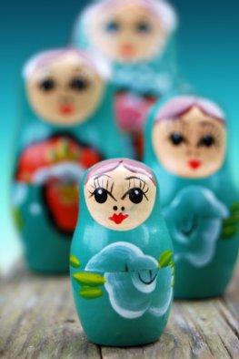 Matrjoschka - Russische Volksmedizin hilft bei kleineren wehwehchen