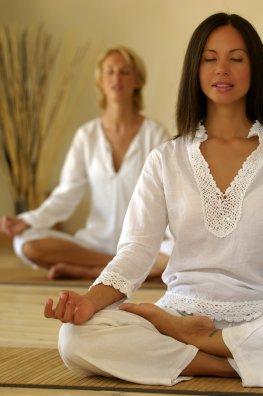 Meditation bringt viele gesundheitliche Vorteile.