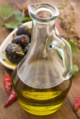 Mediterrane Ernährung: Olivenöl ist gesund