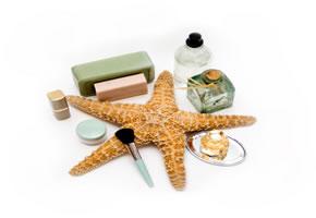 Meereskosmetik die man heute kaufen kann