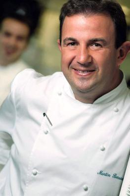 Der spanische Meisterkoch Martin Berasategui