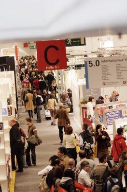 Messehallen: Frankfurter Buchmesse