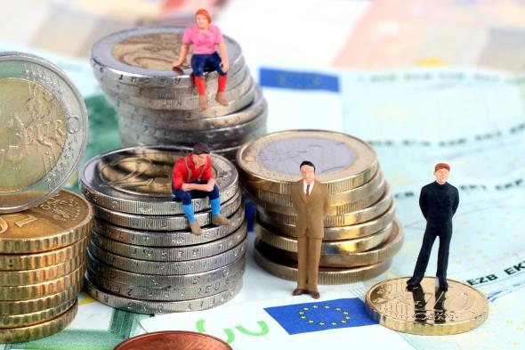 Mikrokredite helfen bei der Finanzierung in die Selbstständigkeit.