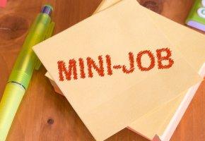 Minijobs sind Anmeldepflichtig