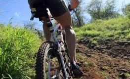 Mit dem Montainbike im Gelände