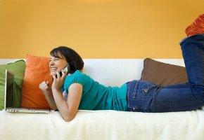 Mobil telefonieren mit dem Handy