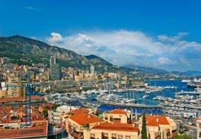 Monaco - Monte-Carlo und sein Yachthafen