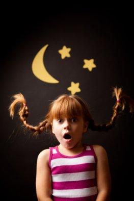 Mondphasen - Der Halbmond