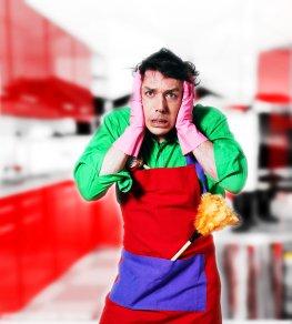 Mottenbefall in der Küche