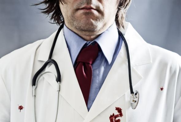 MRSA-Keime sind auch auf der Berufsbekleidung von Ärzten gefunden worden.