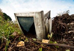 Entsorgung von Elektrogeräten