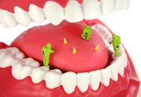 Mundgeruch und Mundhygiene