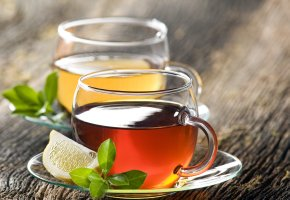 Muntermacher - Tee enthält Teein
