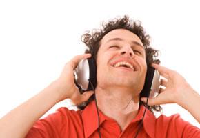 Musik hören ist Balsam für die Ohren und Seele