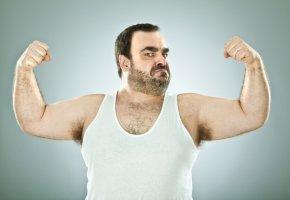 Muskelaufbau - Eiweiß und Proteine geben Kraft für die Muskeln