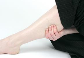 Muskelkrämpfe sind Durchblutungsstörungen