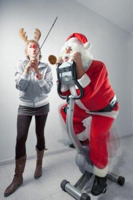 Nach Weihnachten muss wieder abgespeckt werden