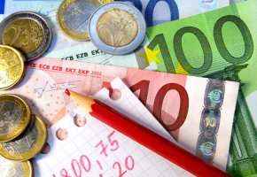 Geld und Rotsift: Nachgerechnet - Finanzierung des Grundeinkommens