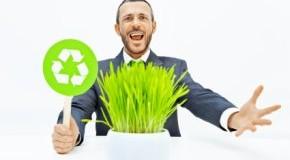 Nachhaltiges Wirtschaften liegt im Trend