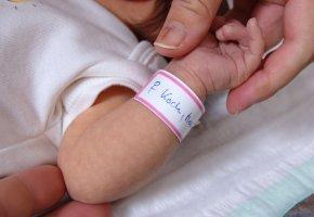 Namensgebung für Kinder