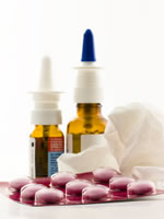 Nasenspray hilft bei einer Nebenhöhlen-Entzündung