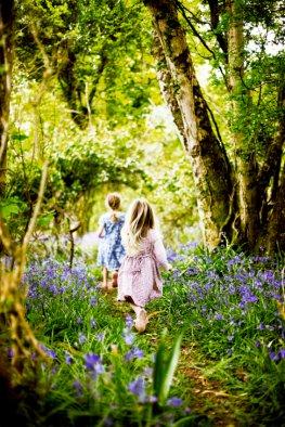 Naturpädagogik - Kinder im Waldkindergarten