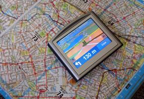 Navigationsgeräte sind für jeden erschwinglich