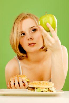 Nebenbei-Diät - was esse ich heute