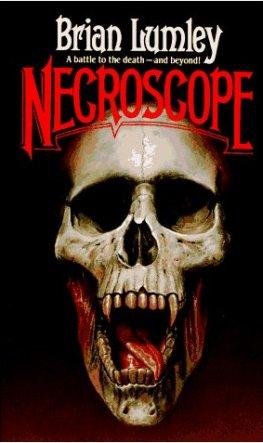 Necroscope von Brian Lumley