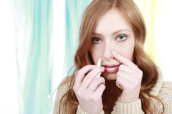 Neuropeptid S im Nasenspray hilft bei Panikattacken.
