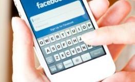 Nichtigkeiten werden per Facebook kommuniziert