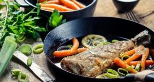 Die Noma-Diät ist gesund für den Cholesterinspiegel.