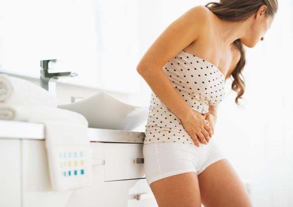 Der Norovirus erzeugt einen Magen-Darm-Infekt.