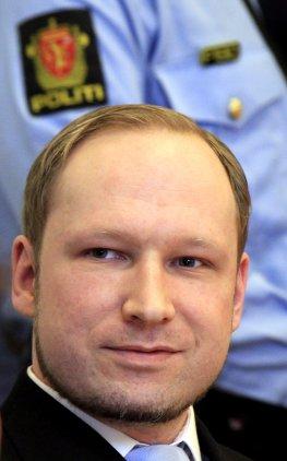 Das neue psychiatrische Gutachten attestiert Anders Behring Breivik zurechnungsfähigkeit