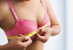 Oberweite - Die Brust abmessen