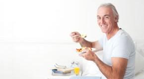 Obst zum Frühstück mit viel Vitamin C