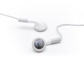 Ohrhöhrer vom Apple iPod
