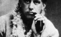 Okkultist Aleister Crowley im Jahre 1906
