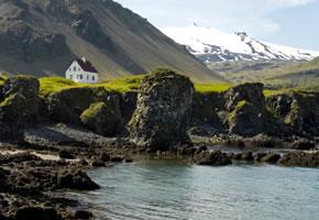 Olavsvik, isländische Landschaft