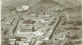 Olympia - hier fanden die Olympischen Spiele der Antike statt