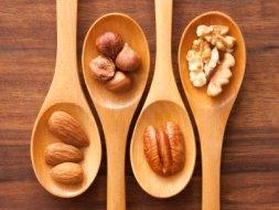 Omega-3-Fettsaeuren - Nüsse sind gesund