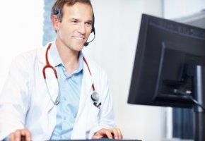 Onlinesprechstunde - Ärztliche Diagnose und Behandlung über das Netz