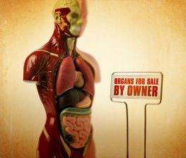 Organhandel ist illegal und unmenschlich