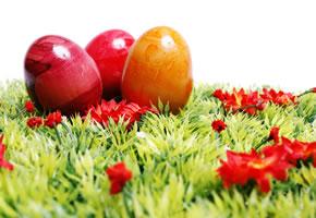 Ostern: Ostereier sind ein Fruchtbarkeitssymbol