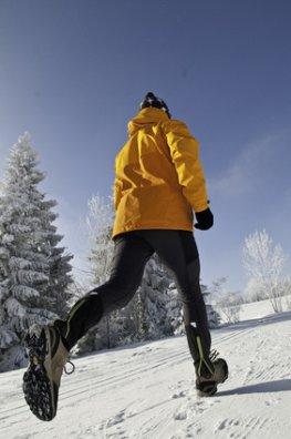 Outdoor-Training im Winter